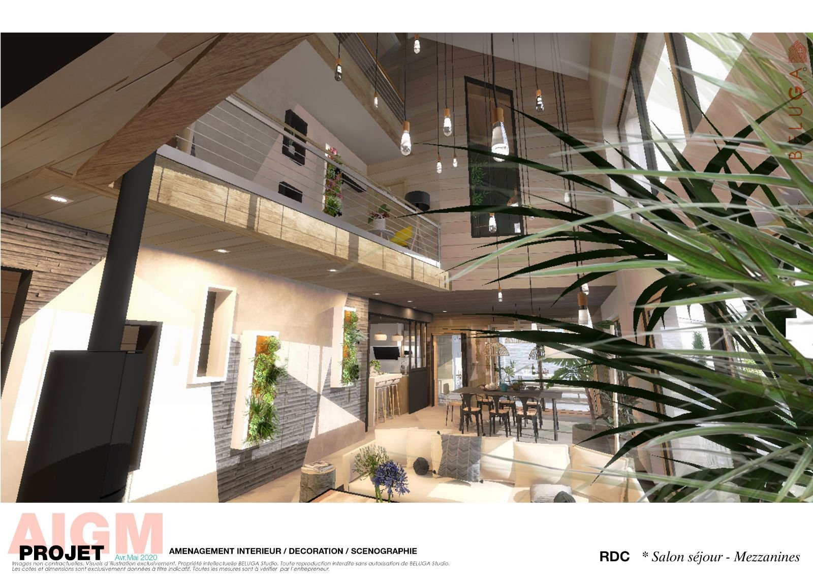 Aigm - amenagement Interieur