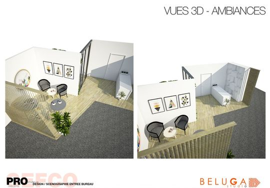 Image 2 du projet Gefco Etupes - Amenagement Interieur