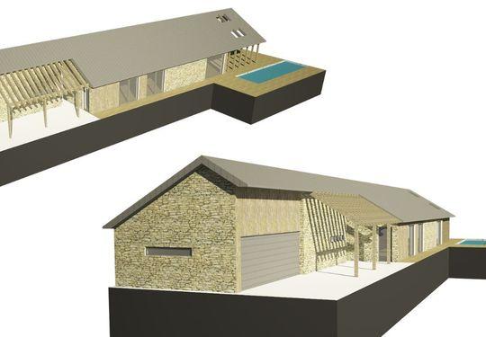 Mi fai maison individuelle neuve beluga studio for Prix maison individuelle neuve
